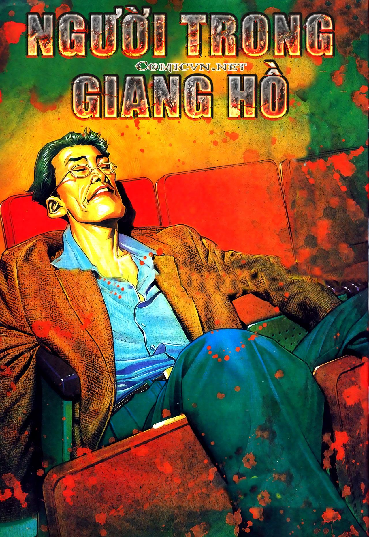 Người Trong Giang Hồ chapter 145: máu thịt tung tóe trang 1