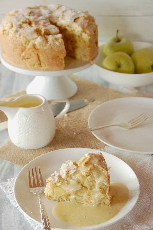 http://thekitchenmccabe.com/2014/03/07/irish-apple-cake-with-custard-sauce/