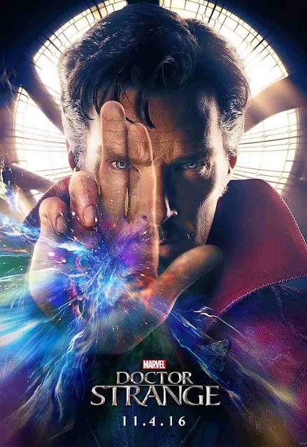Doctor Strange entre las cintas más vistas de 2016