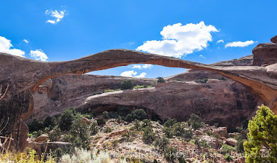 拱門國家公園 Arches National Park, landscape arch