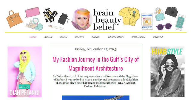 Blog Blog.dianpelangi.com - Beauty Blogger Indonesia Terbaik