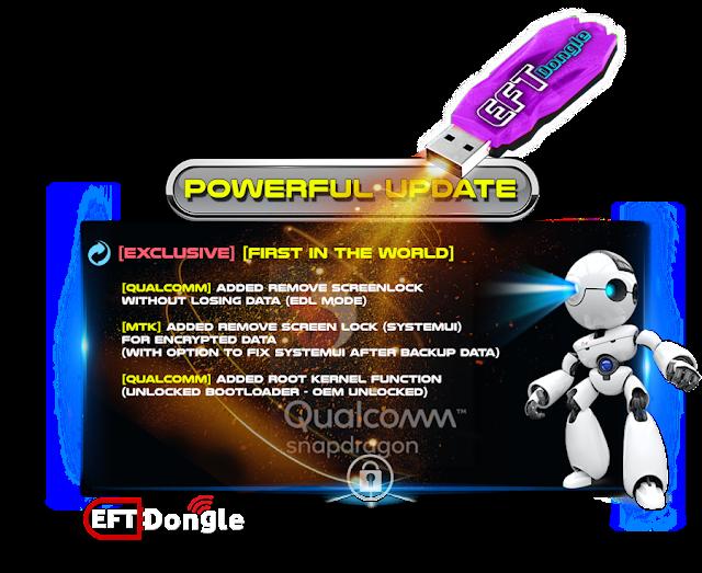 الميزات الكاملة لدونجل EFT فى الاصدار الجديد