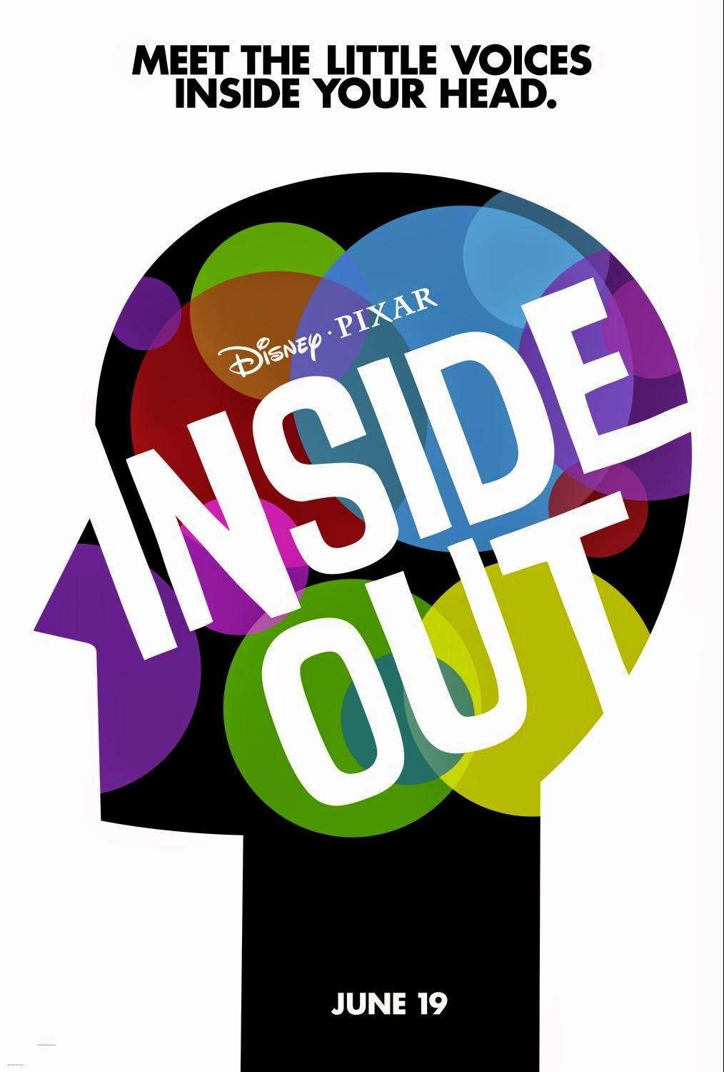 INSIDE OUT - Family Activity Sheets