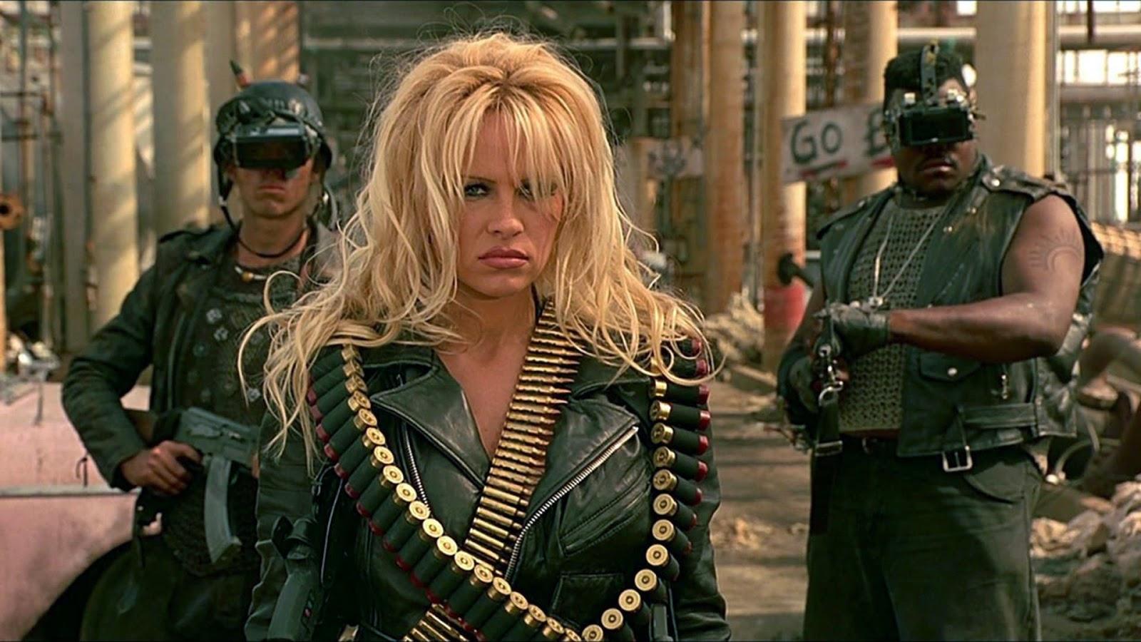 Не называй меня малышкой, Барб Уайр, Колючая проволока, Barb Wire, фантастика, постапокалипсис, экранизация комикса, SciFi, Postapocalypse, Comic Book, рецензия, обзор, Review