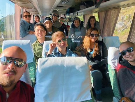 Ganduyan Cabins Thanked Angel Locsin And Her Friends
