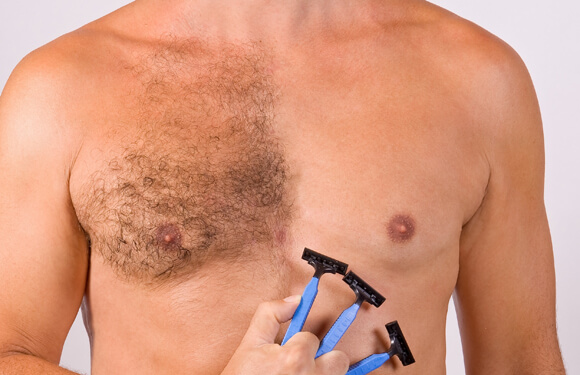 Body Hair Removal for Men