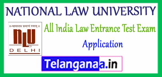 AILET All India Law Entrance Test Exam Syllabus Application