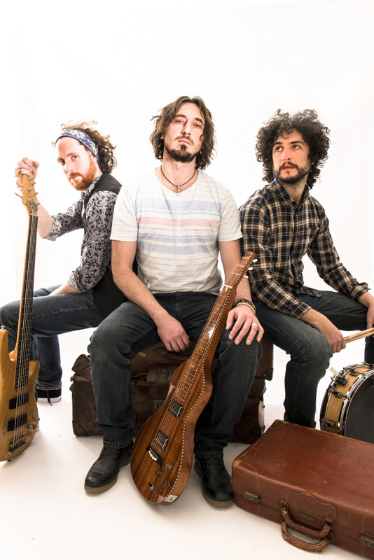 "Wille and the Bandits ""Steal Tour"""