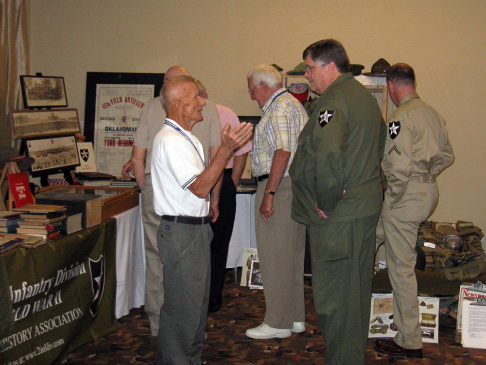 The Indianhead: 2nd Infantry Division's 90th Reunion