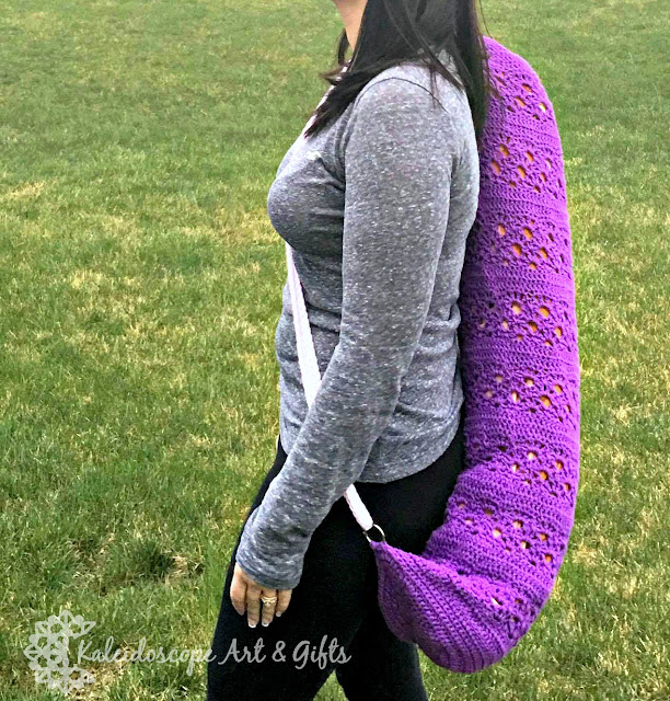 Kaleidoscope Art Amp Gifts Perfect Harmony Yoga Mat Bag