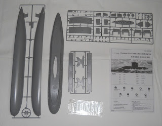 trumpeter submarine kit