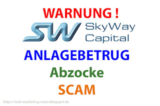 SkyWay Capital Betrug