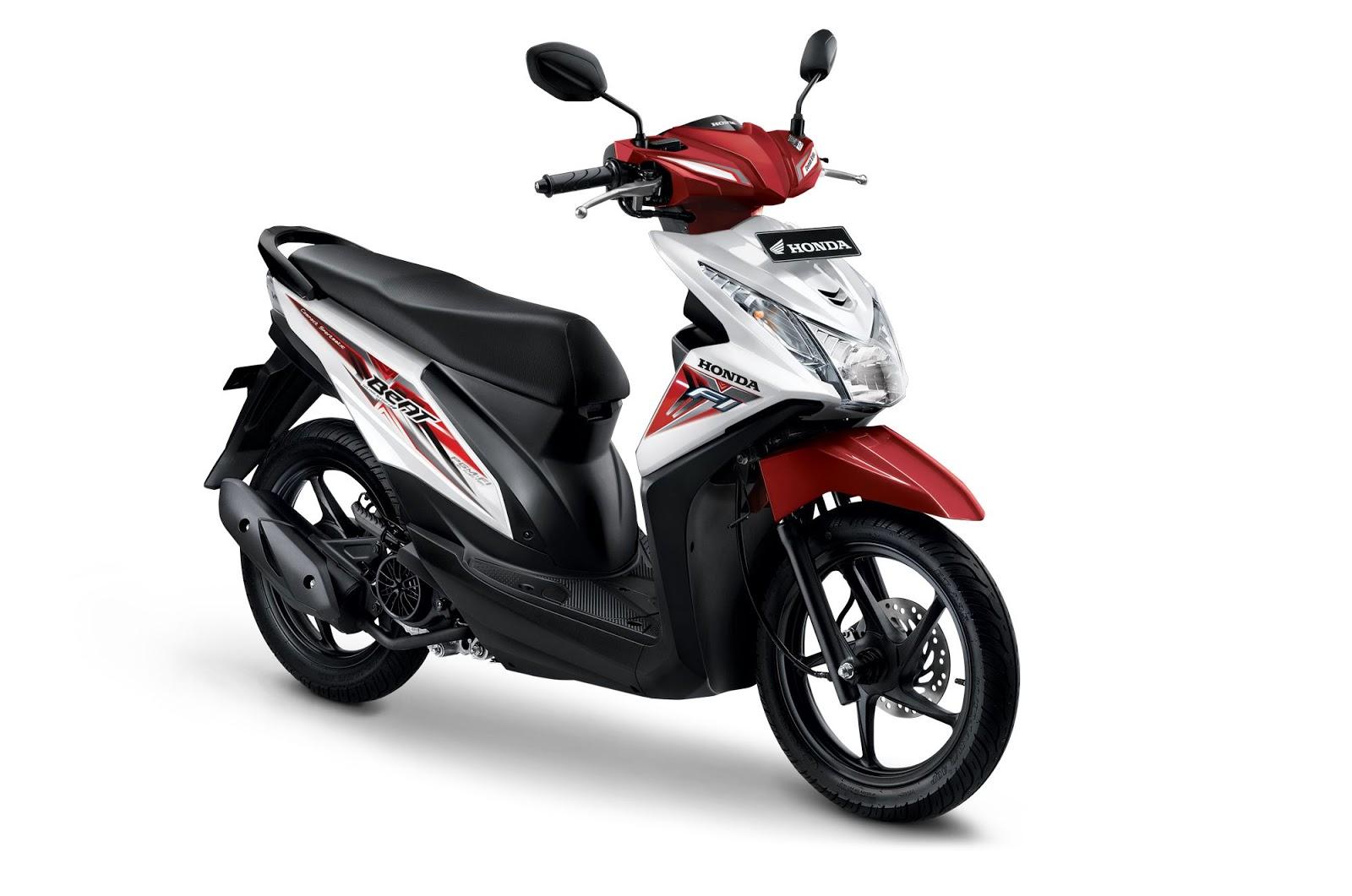 Spesifikasi Harga Honda Beat ESP
