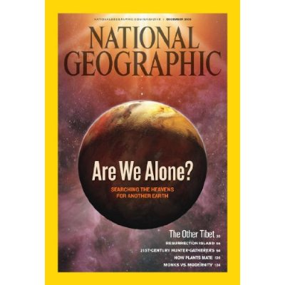 Buy National Geographic Magazine Just in $15.00