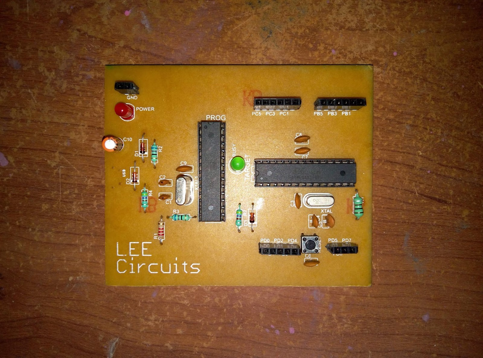 Do it yourself home made pcb boards nerd schools do it yourself home made pcb boards solutioingenieria Gallery