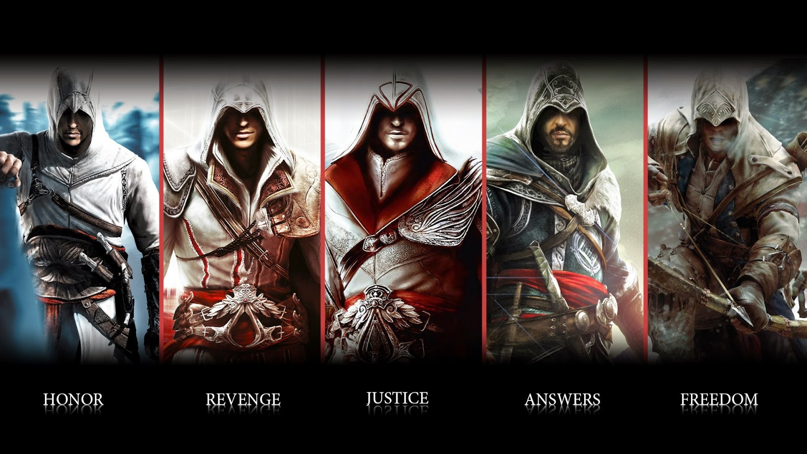 look Assassin's Creed