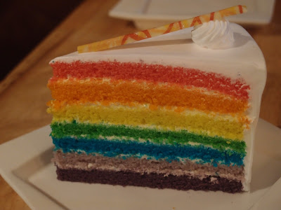 Medzs Rainbow Cake