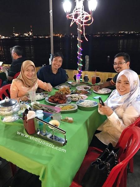 Senibong Seafood Village, Johor Bahru