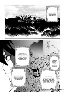 Tsuyokute New Saga Chapter 44 Bahasa Indonesia