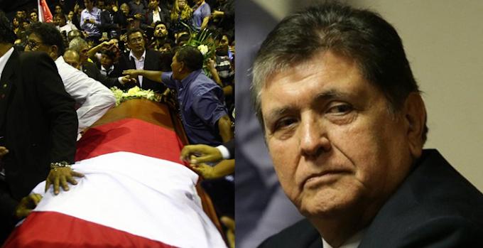 Usuarios de las redes sociales creen que Alan García sigue vivo| FOTO Y VÍDEO