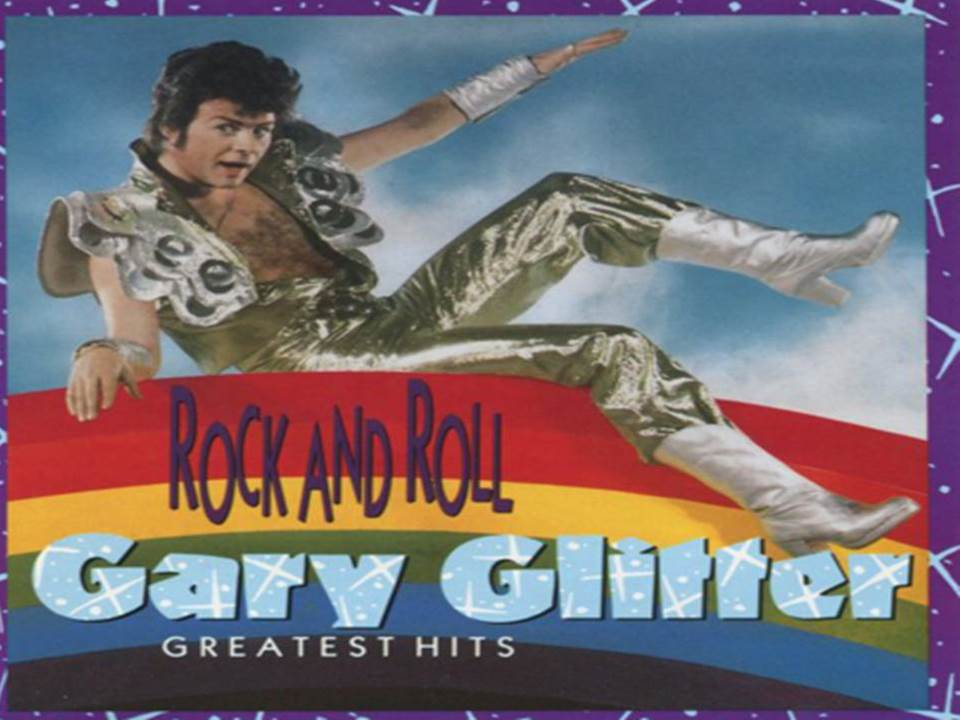 Rock and Roll Gary Glitter´s Greatest Hits