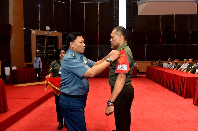 Kasum TNI Tutup Gladi Yudha Dharma Dikreg XLV Sesko TNI