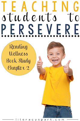 "Need help motivating your students and ending learned helplessness?  Chapter 2 of ""Reading Wellness"" has just the trick with a concept that can be applied to all aspects of life.  Perfect for analyzing characters in text too."
