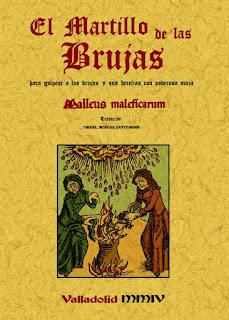 Descarga: Malleus Maleficarum (El martillo de las brujas)