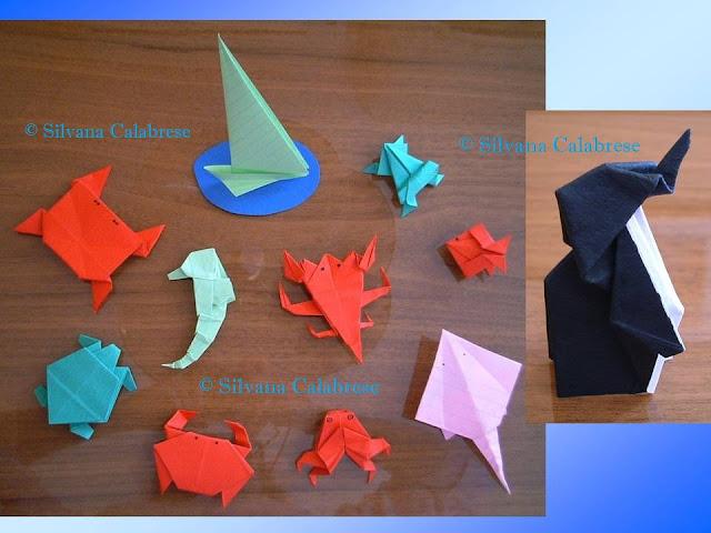 Aquatic Origami Loving San Francisco