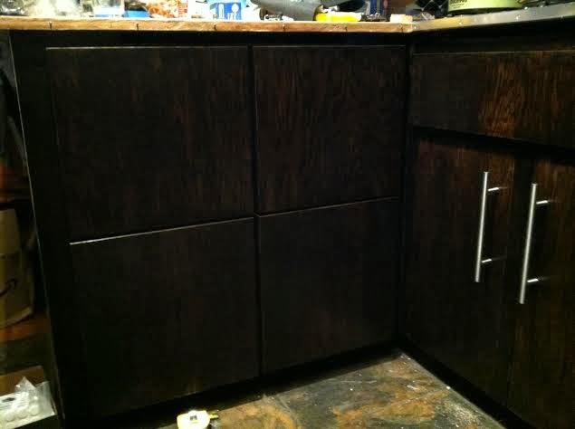 Northwest Nirvana: Kitchen Cabinet Refinishing, Part 2 ...