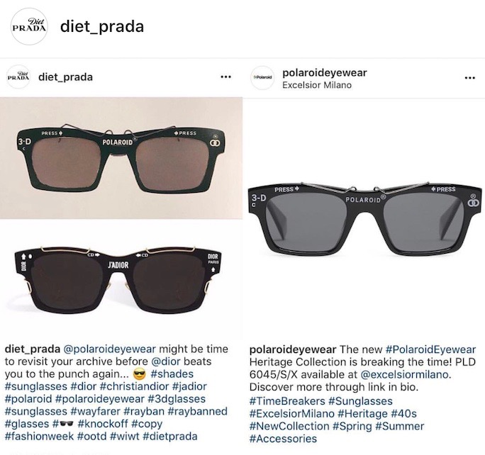 99d44ab9558f8 behind the leopard glasses  Wanted Wednesday    Polaroid vs Dior ...