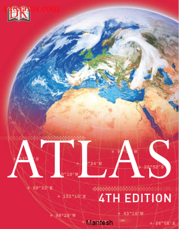 Oxford World Atlas Map : For All Competitive Exam PDF Book