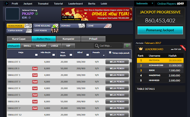 Cheat AduQ Online Berhasil 100%
