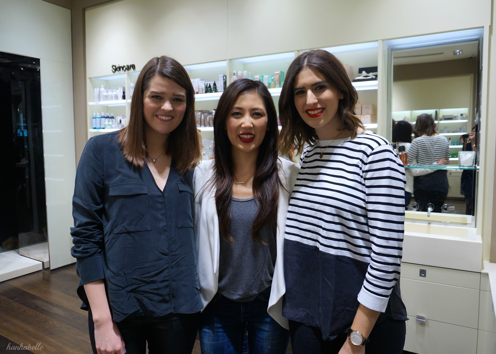 Anna & Lily At #BeautyChatLIVE