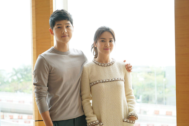 Song Joong Ki, Song Hye Kyo, Descendants of the Sun, SongSong Couple, Song Joong Ki and Song Hye Kyo dating, 태양의후예, 송혜교, 송중기, 송중기