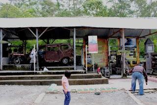 Wisata Bersejarah Peninggalan Erupsi Gunung Merapi   Parwissata