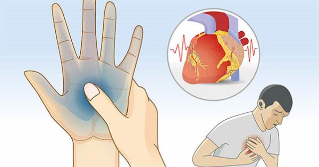 El Cuerpo Te Avisa 1 Mes Antes De Un Infarto Cardíaco: Estas Son Las 8 Señales Ocultas Que Todos Deben Conocer!