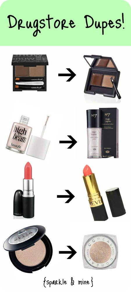 Budget Beauty: Drugstore Dupes!