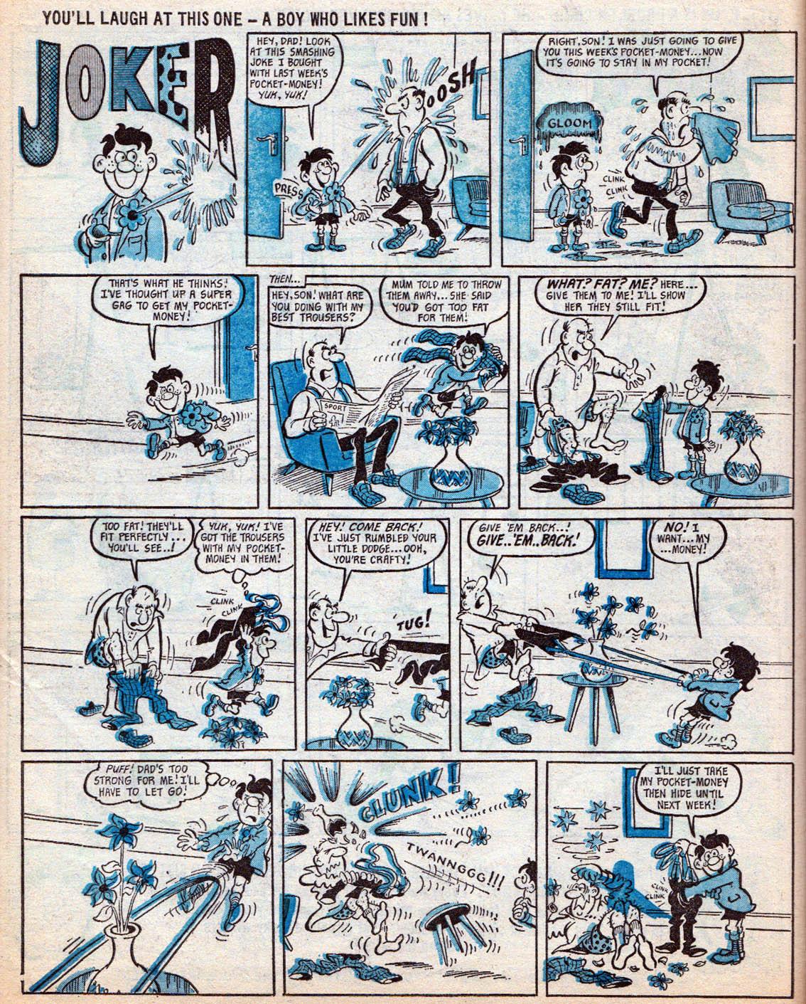 BLIMEY! The Blog of British Comics: KNOCKOUT No 1 (1939