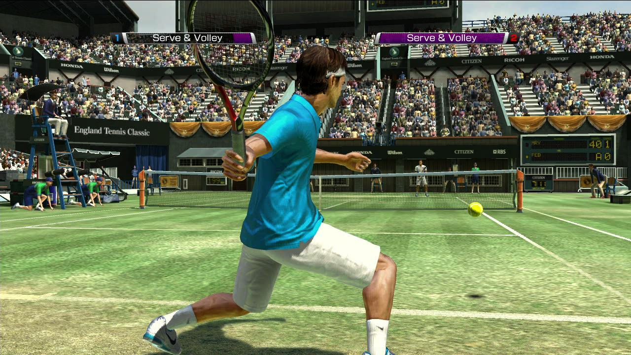 Virtua Tennis 4 Full Español Mega Megajuegosfree