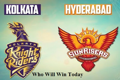 KKR Vs SRH 2017 Prediction