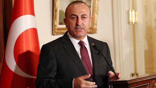 """Τσαβούσογλου: """"Τα Ίμια είναι τουρκικά"""""""