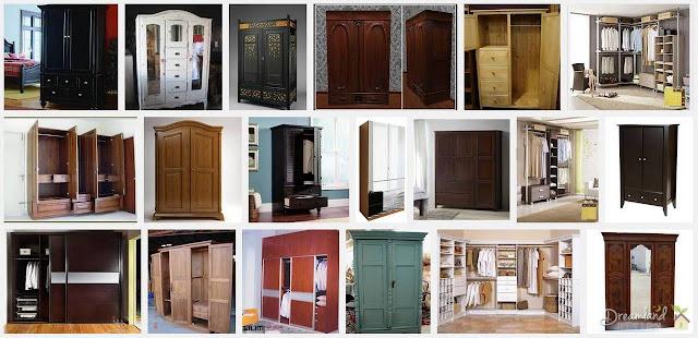 Wardrobe Furniture Closet: Replacing Closet Space with Wardrobe Furniture