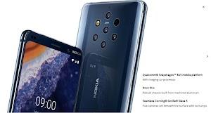 Nokia 9, pakai 5 kamera sekaligus