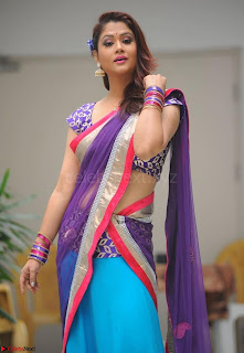 Bollywood Actress in Saree Spicy Pics 08.jpg
