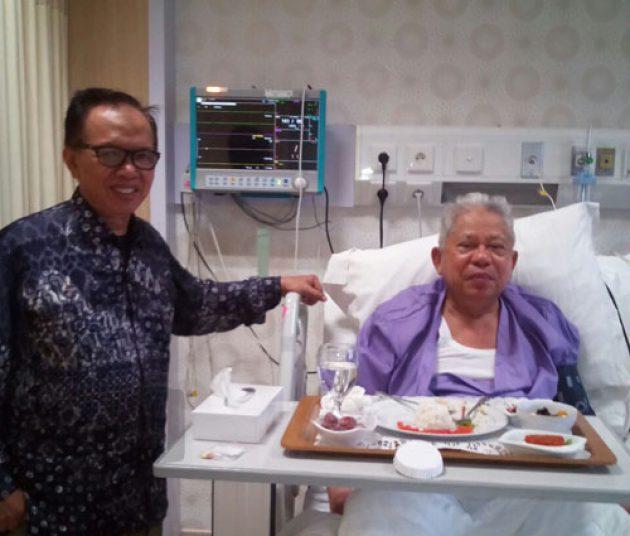 Riwayat Medis Jokowi-Ma'ruf Amin, Ada yang Pernah Dirawat di RS Pusat Otak