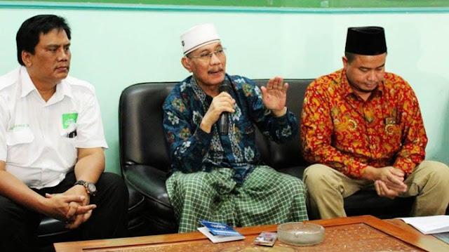 Comot Ma'ruf Amin, Cak Anam: Jokowi Tidak Mau Dengar Suara Ulama NU