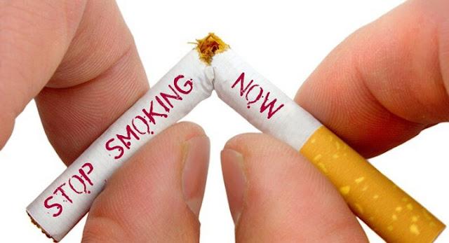 Bahanya Merokok bagi kesehatan