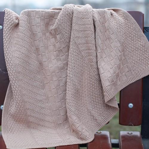 Little Prince Baby Blanket - Free Pattern