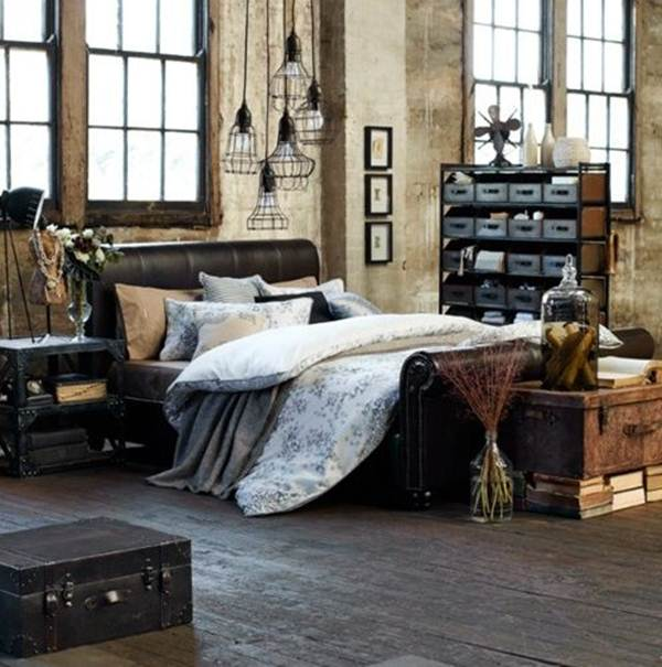 Tips to Create an Industrial Style Bedroom 6